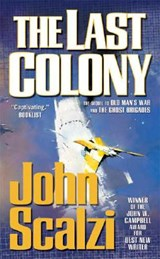 The Last Colony | John Scalzi |