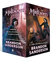 Mistborn trilogy boxed set | Brandon Sanderson |