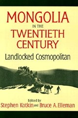 Mongolia in the 20th Century | auteur onbekend |