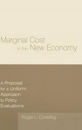 Marginal Cost in the New Economy | Roger L. Conkling |