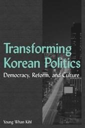 Transforming Korean Politics