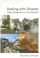 Dealing With Disaster | Saundra K. Schneider |