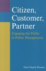 Citizen, Customer, Partner | John Clayton Thomas |