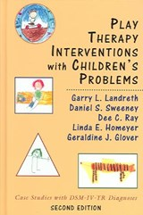 Play Therapy Interventions with Children's Problems | auteur onbekend |