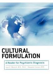 Cultural Formulation