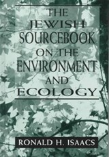 Jewish Source Book on Environ | Ronald H. Isaacs |