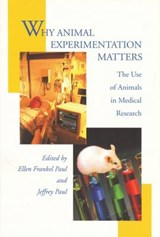 Why Animal Experimentation Matters |  |
