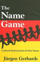 The Name Game | Jurgen Gerhards |