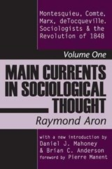 Main Currents in Sociological Thought | Raymond Aron |
