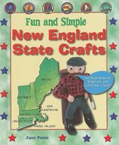Fun and Simple New England State Crafts | June Ponte |