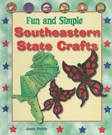 Fun and Simple Southeastern State Crafts | June Ponte |