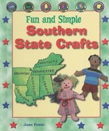 Fun and Simple Southern State Crafts | June Ponte |