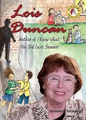 Lois Duncan: Author of I Know What You Did Last Summer