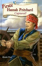 Pirate Hannah Pritchard