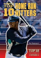 Baseball's Top 10 Home Run Hitters | Ken Rappoport |