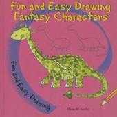Fun and Easy Drawing Fantasy Characters