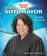 Sonia Sotomayor | Stephanie Sammartino McPherson |
