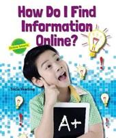 How Do I Find Information Online?