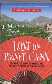 Lost on Planet China | J. Maarten Troost |