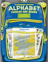 Alphabet Puzzles and Games, Homework Helpers, Grades K-1 | Kathy Zaun |