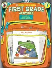 First Grade Activities, Homework Helpers, Grade