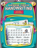 Beginning Cursive Handwriting, Grade 3 | auteur onbekend |
