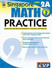 Singapore Math Practice, Level 2A