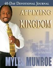 Applying the Kingdom 40-Day Devotional Journal