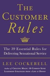 The Customer Rules | Lee Cockerell |