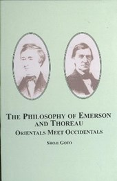 The Philosophy of Emerson and Thoreau