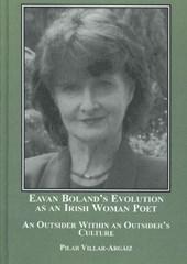 Eavan Boland's Evolution As an Irish Woman Poet