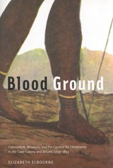 Blood Ground | Elizabeth Elbourne |