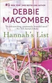 Hannah's List