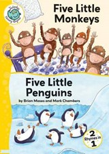 Five Little Monkeys and Five Little Penguins |  |
