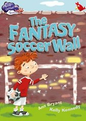 The Fantasy Soccer Wall | Ann Bryant |