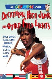 Decathlon, High Jump, other Other Field Events | Jason Page |