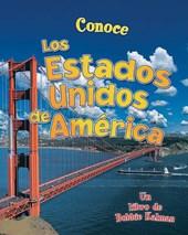 Conoce los Estados Unidos de America = Spotlight on the United States of America