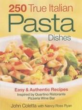 250 True Italian Pasta Dishes