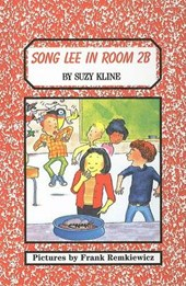 Song Lee in Room 2B | Suzy Kline |