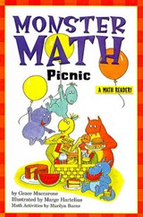 Monster Math Picnic | Grace Maccarone |