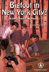 Bigfoot in New York City? | Dorothy Brenner Francis |