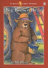 Big Brown Bear | David M. McPhail |