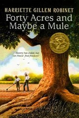 Forty Acres and Maybe a Mule | Harriette Gillem Robinet |