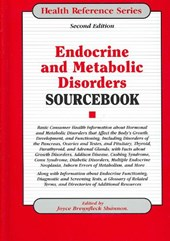 Endocrine and Metabolic Disorders Sourcebook