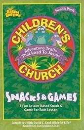 Children's Church Snacks & Games