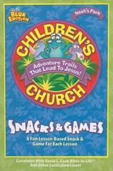 Children's Church Snacks & Games | auteur onbekend |