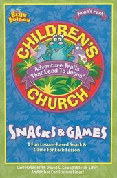 Children's Church Snacks & Games