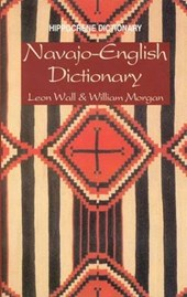 Navajo-English Dictionary | C. Leon Wall |