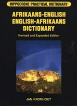 Afrikaans-English/English-Afrikaans Dictionary | Jan Kromhout |
