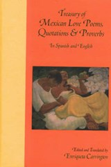 Treasury of Mexican Love Poems, Quotations & Proverbs | Enriqueta Carrington |